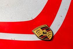 Detalhe do #45 Flying Lizard Motorsports Porsche 911 GT3 Cup