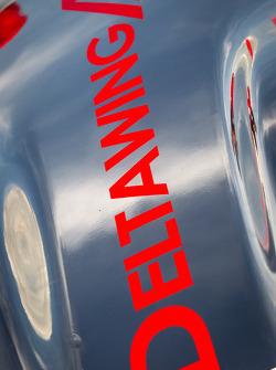 #0 DeltaWing Racing Cars DeltaWing LM12 Elan detail