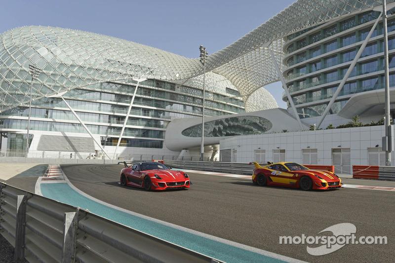 Abu Dhabi Ferrari Racing Days