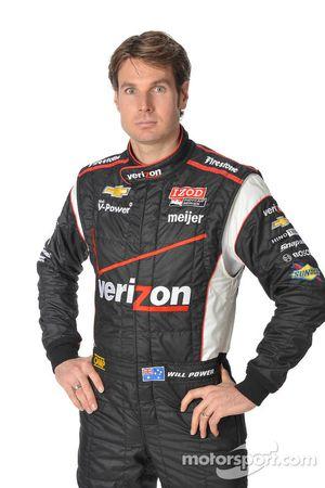 Will Power, Penske Racing