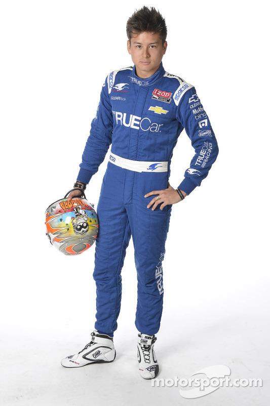 Sebastian Saavedra, Dragon Racing