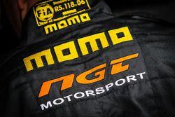 NGT Motorsport pit crew suit