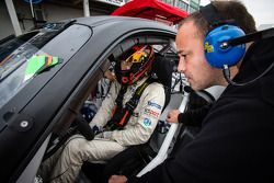 #68 TRG Porsche 911 GT3 Cup: Kevin Estre