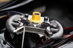 Steering wheel for #055 Level 5 Motorsports HPD ARX-03b HPD