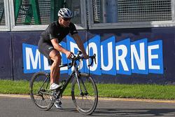 Sir Chris Hoy, Olympic Track Cycling Champion