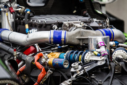 Extreme Speed Motorsports HPD ARX-03b HPD powerplant
