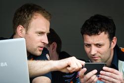 Stefan Mücke and Darren Turner