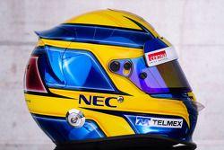 EL cascop de Esteban Gutiérrez, Sauber