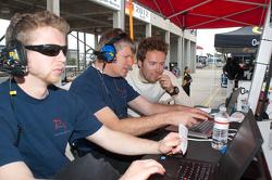 #500 Performance Tech Motorsports ORECA FLM09: Tristan Nunez, Charlie Shears, David Heinemeier Hanss