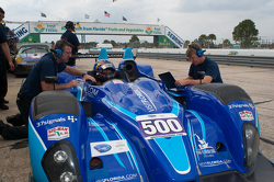 #500 Performance Tech/Visit Florida.com Oreca FLM09: Charlie Shears, Tristan Nunez, David Heinemeier Hansson