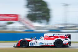 #41 Greaves Motorsport Zytek Z11SN: Tom Kimber-Smith, Christian Zugel, Eric Lux