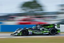 #01 Extreme Speed Motorsports HPD ARX-03b: Scott Sharp, Guy Cosmo, David Brabham