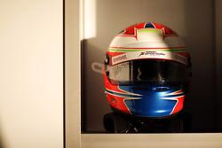 Le casque de Paul di Resta, Sahara Force India F1