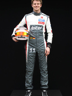 Nico Hülkenberg, Sauber C32