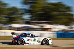 #56 BMW Team RLL BMW Z4 GTE: Dirk Müller, Joey Hand, John Edwards