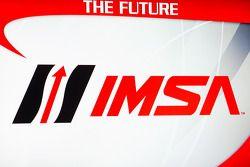 Le nouveau logo IMSA