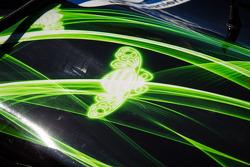 #01 Extreme Speed Motorsports HPD ARX-03b HPD: detalhe