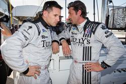 Andy Lally e Patrick Dempsey