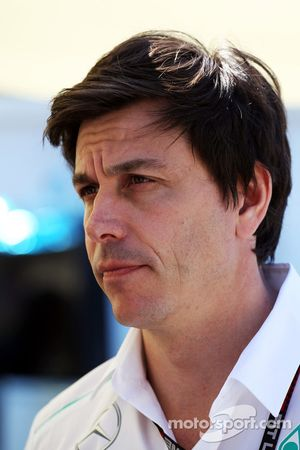 Toto Wolff, Mercedes AMG F1 Hissedarı ve Direktörü