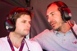 Pierre Kaffer e Elton Julian