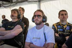 Nick Heidfeld e Nicolas Prost