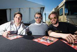 Neel Jani, Nicolas Prost, Nick Heidfeld