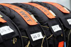 Sahara Force India F1 Team bandenwarmers reegenbanden