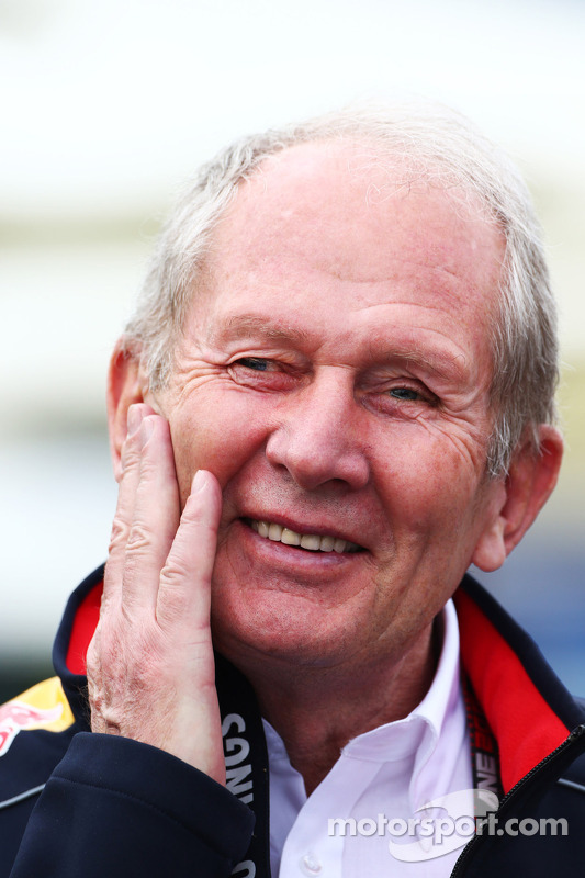 Dr. Helmut Marko, consultor da Red Bull Racing