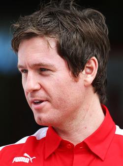 Rob Smedley, Ferrari