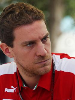 Renato Bisignani, Ferrari