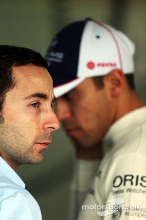 Nicolas Todt, Manager en Pastor Maldonado, Williams