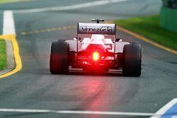Valtteri Bottas, Williams FW35 verlaat de pits
