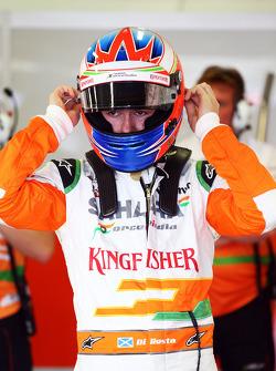 Paul di Resta, Sahara Force India F1