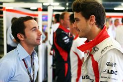 Nicolas Todt, Manager met Jules Bianchi, Marussia F1 Team