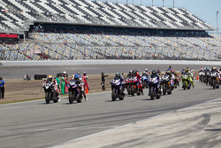 Daytona Sportbike Race Start