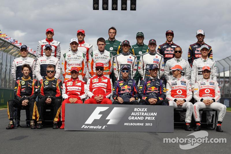 Участники сезона-2013