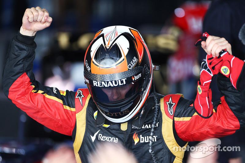 GP da Austrália, 2013 - Kimi Raikkonen