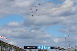 Australian Royal Air Force display