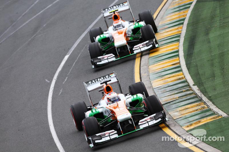 У Force India еще были классические цвета, а руководство этой команды вряд хорошо представляло, кто такой Лэнс Стролл