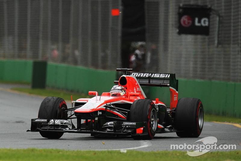 Rookie de l'année 2013 : Jules Bianchi