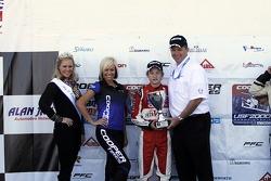 Second place Garrett Grist