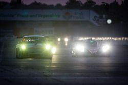 #45 Flying Lizard Motorsports Porsche 911 GT3 Cup: Nelson Canache, Spencer Pumpelly, Brian Wong, #13