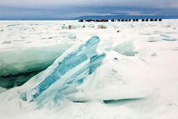 The magesty of Baikal Lake