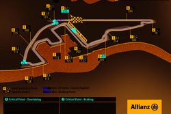 Yas Marina Circuit, GP de Abu Dhabi