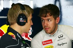Sebastian Vettel, Red Bull Racing com Heikki Huovinen, Personal Trainer