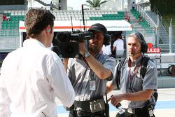Canal+ TV Presenter