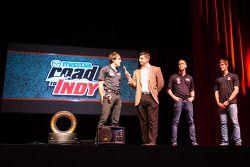 Rijderspresentatie: Tristan Vautier, Schmidt Peterson Motorsports Honda