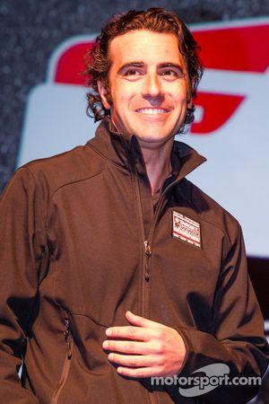 Rijderspresentatie: Dario Franchitti, Target Chip Ganassi Racing Honda