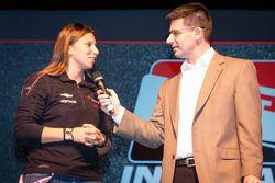 Rijderspresentatie: Simona de Silvestro, KV Racing Technology Chevrolet