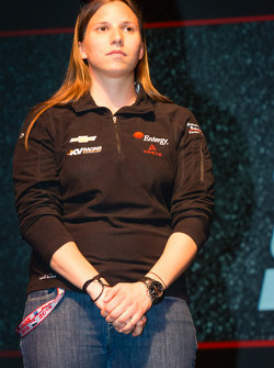 Drivers presentation: Simona de Silvestro, KV Racing Technology Chevrolet